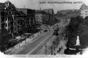 kollwitzstr_schoenhauserallee_um_1920 Kopie